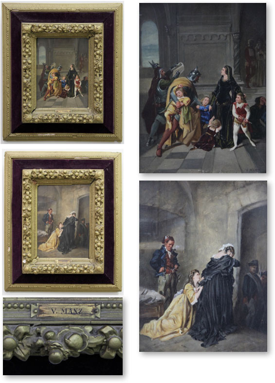 collectible art - late 17th century